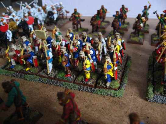 Achaemenid Persian archers