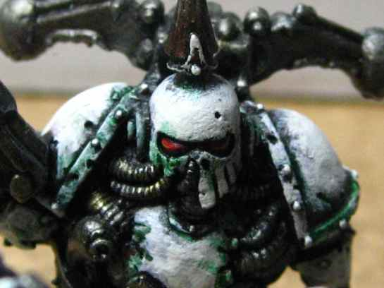 Warhammer 40k Death Guard Plague Marine