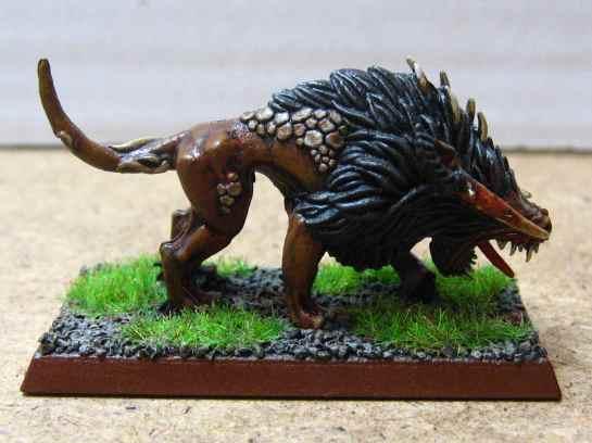 Warhammer Chaos Warhound