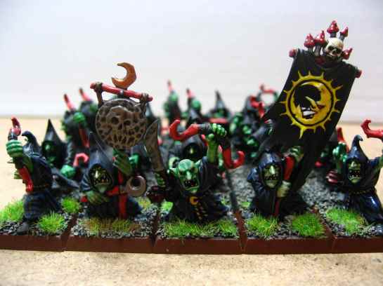 Warhammer Night Goblin Archers