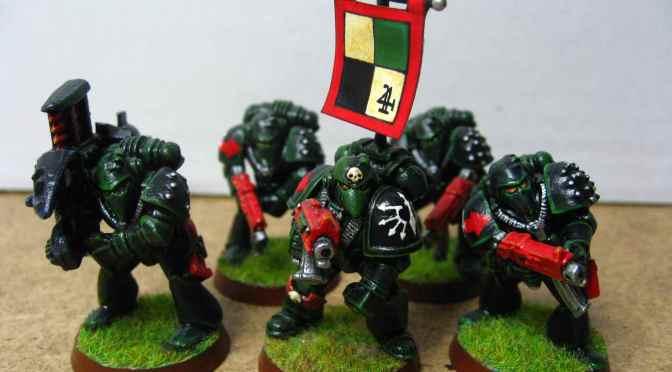 Dark Angels Mk VI Tactical