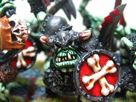 Warhammer Orc Boss