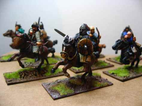 Hun miniatures from Gripping Beast