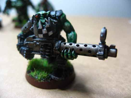 Goff Ork with big shoota