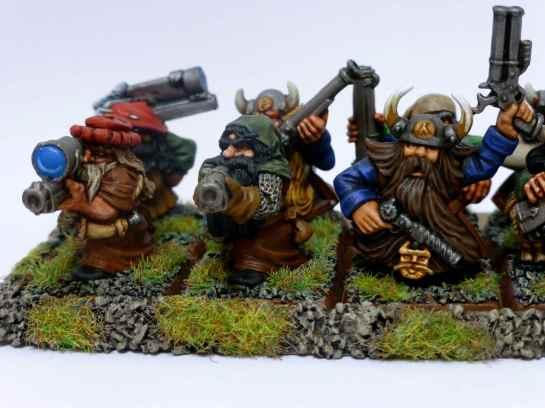 Dwarf Thunderers
