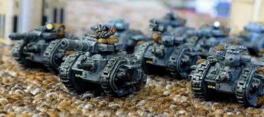Leman Russ Tank Company