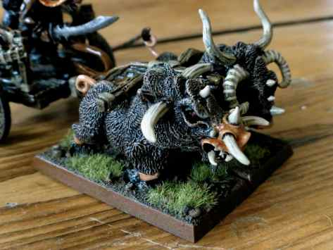 Beastmen Tuskgors