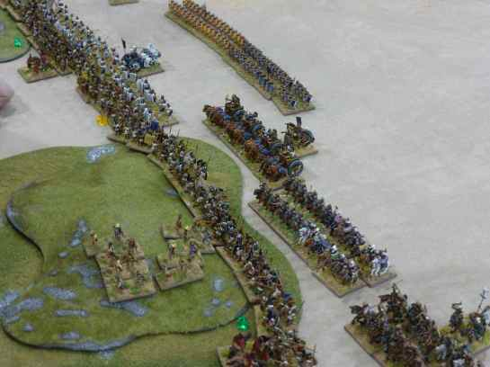 Salute 2013 - Battle of Marathon 490 BC by Ancient & Modern Army Supplies