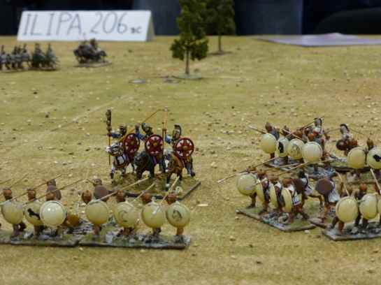 Salute 2013 - Battle of Ilipa 206 BC