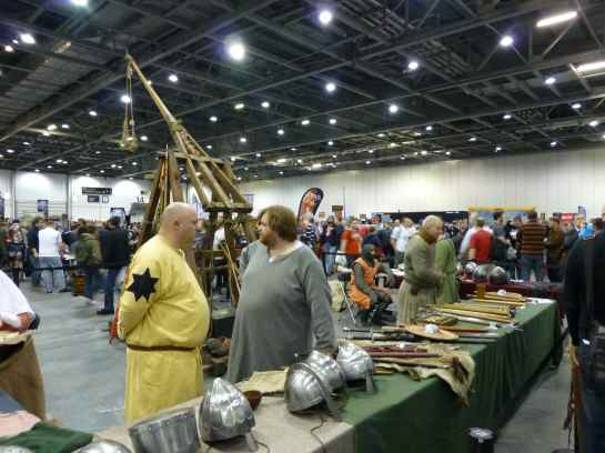 Salute 2013 - Medieval