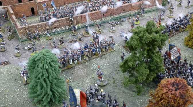 Salute 2013 - Napoleonic