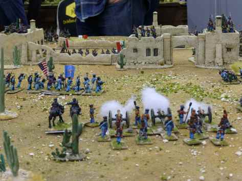 Salute 2013 - Mexican-American Wars