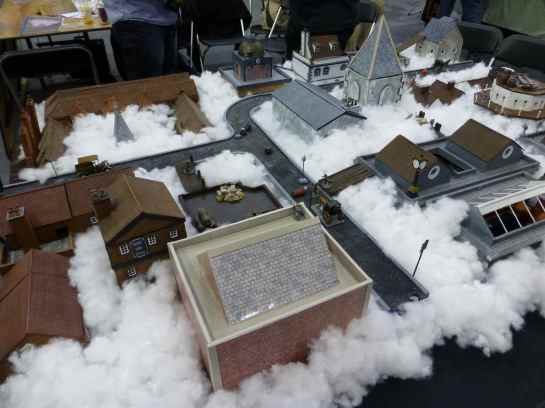Salute 2013 - End of Empire: Smog by Spirit of the Game