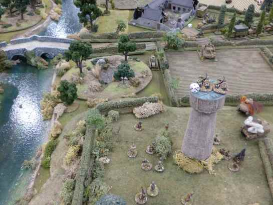 Salute 2013 - Inland From Utah for Battlegroup Overlord