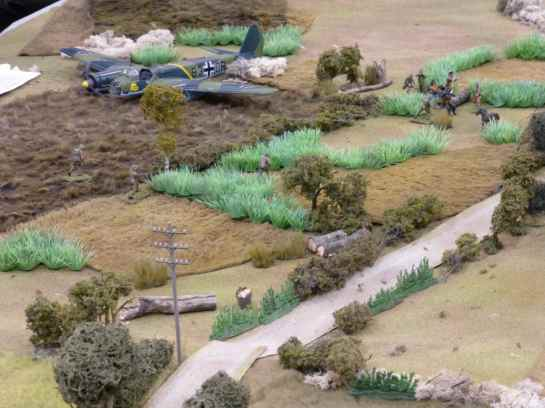 Salute 2013 - The Last Battle on English Soil by Skirmish Wargames