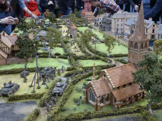 Salute 2013 - When Chaos Reigns by Nantwich Gamers