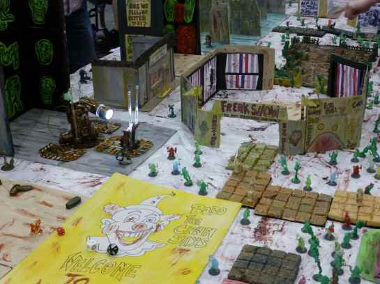 Salute 2013 - Haunted House of Slaughter by Frothers Unite