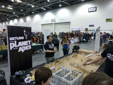 Salute 2013 - Return to the Planet of the Apes by Frothers Unite