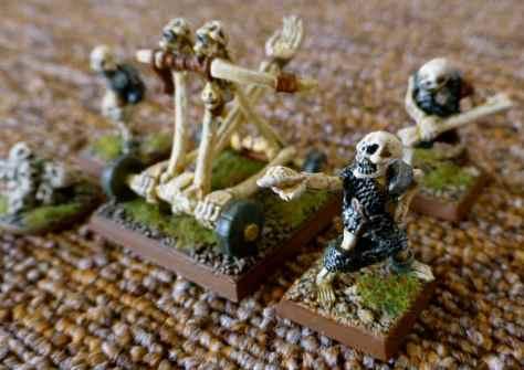 Undead Skull Chucker