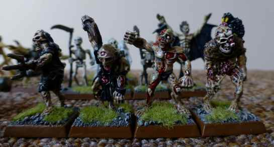Oldhammer Zombies