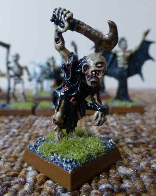 Shambling Oldhammer Zombie