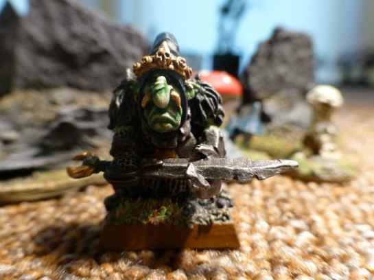 Night Goblin Warboss