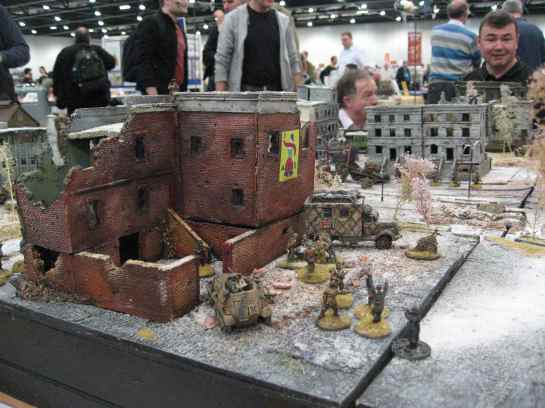 Salute 2011 - Battle for Budapest 1944