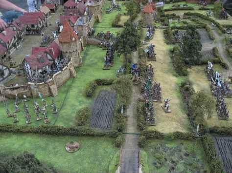 Salute 2011 - 'Alternative' Siege of Worcester 1651