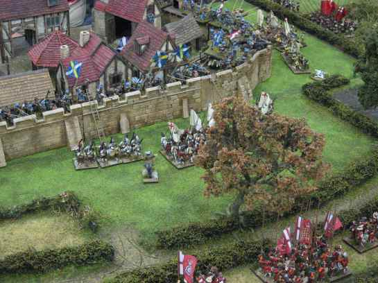 Salute 2011 - 'Alternative' Siege of Worcester 1651