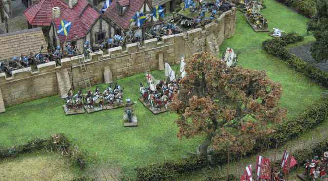 Salute 2011 – English Civil War