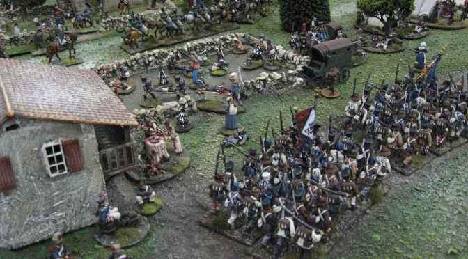 Salute 2012 – Battle of Corunna 1809