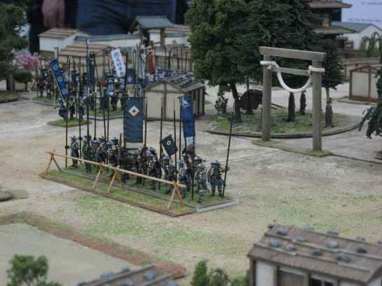 Salute 2012 - Feudal Japan by Oshiro Model Terrain