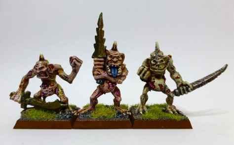Oldhammer Plaguebearers