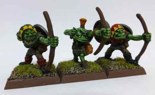 Oldhammer Orc Arrer Boyz