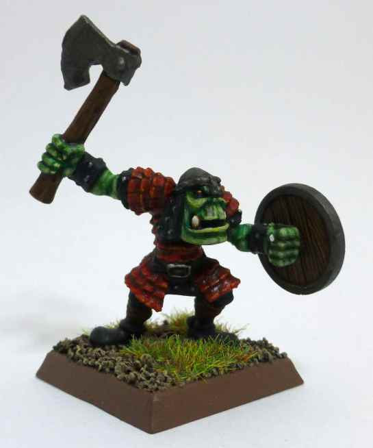 Oldhammer Orc by Marauder Miniatures