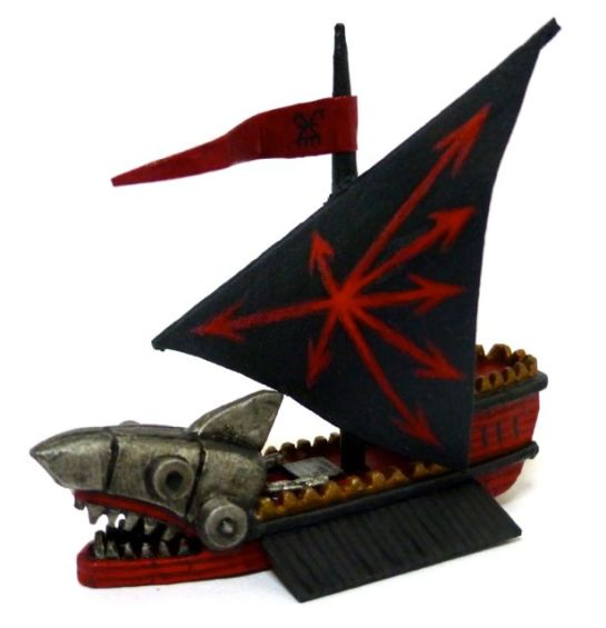 Man O'War Ironshark of Khorne
