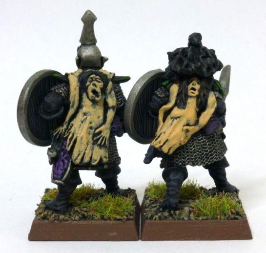 Oldhammer Dark Elves from Mengil Manhide's Company