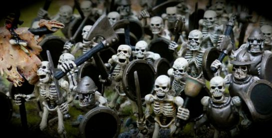 Attack of the Skeleton Horde
