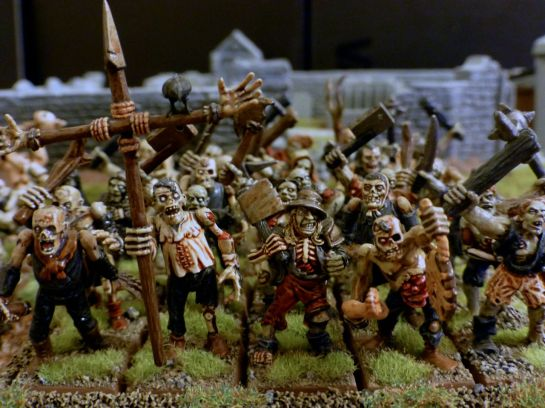 Zombies of the Vampire Counts