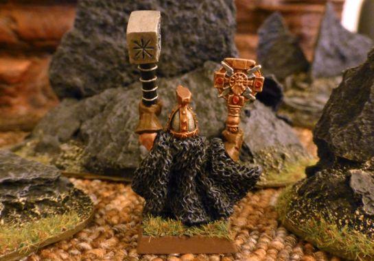 Warhammer Dwarf Runesmith