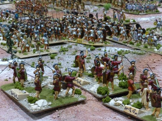 Salute 2014 - Battle at the Trebbia
