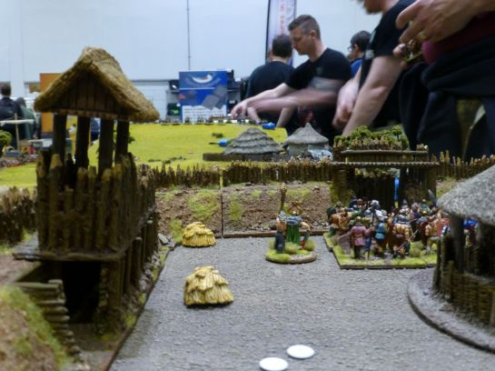 Salute 2014 - Caesar's invasion of Britain by WSS Magazine
