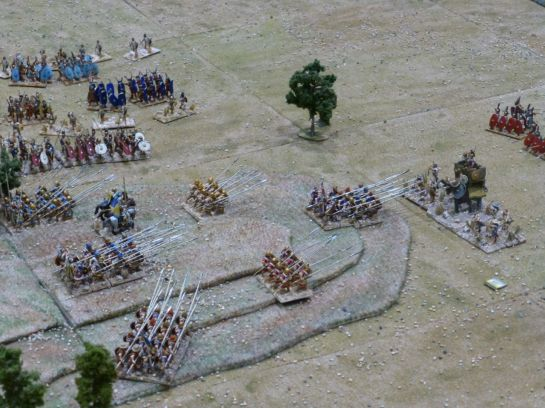Salute 2014 - Battle of Cynoscephalae by Society of Ancients