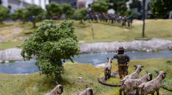 Salute 2014 – Horse & Musket