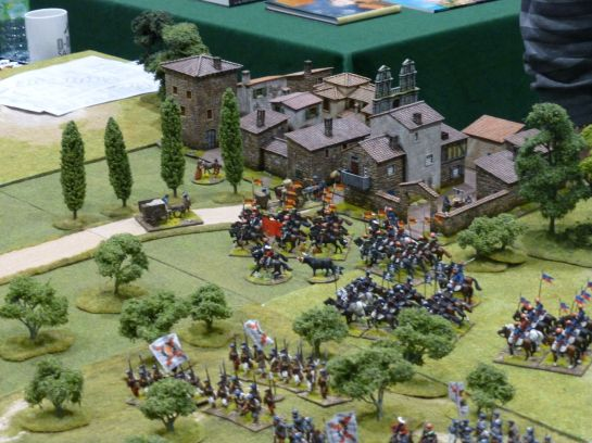 Salute 2014 - Battle of Barbastro 1837 by South London Warlords