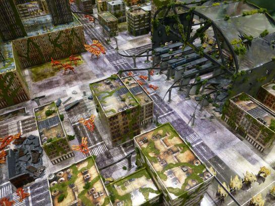 Salute 2014 - Dropzone Commander by Hawk Wargames