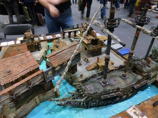 Salute 2014 - Mystic Spirits by Freebooter Miniatures