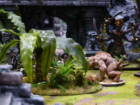 Salute 2014 - 7th Voyage by Crooked Dice