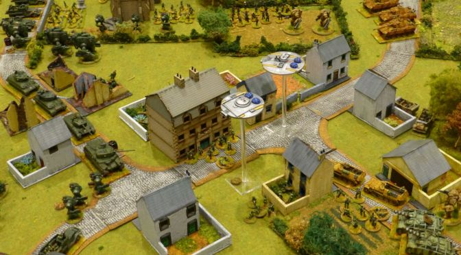 Salute 2014 – Zombies, Steampunk & Other Curiosities