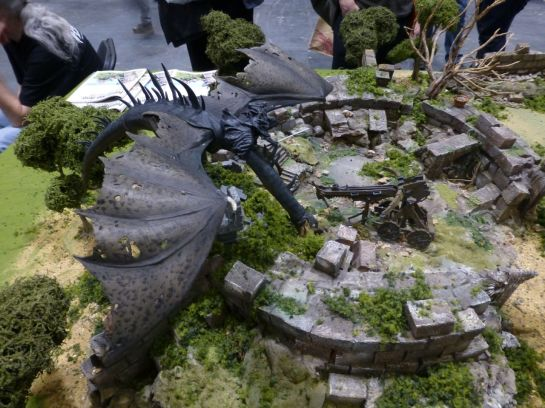 Salute 2014 - Lord of the Rings